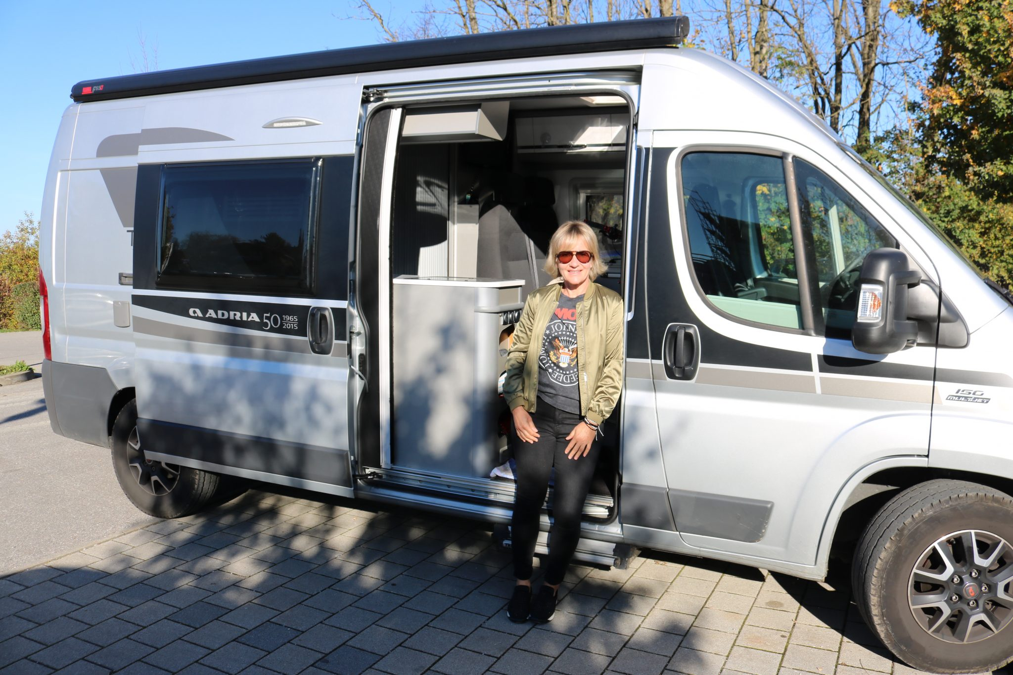 Annett Sachs, lifestyle on tour Bloggerin