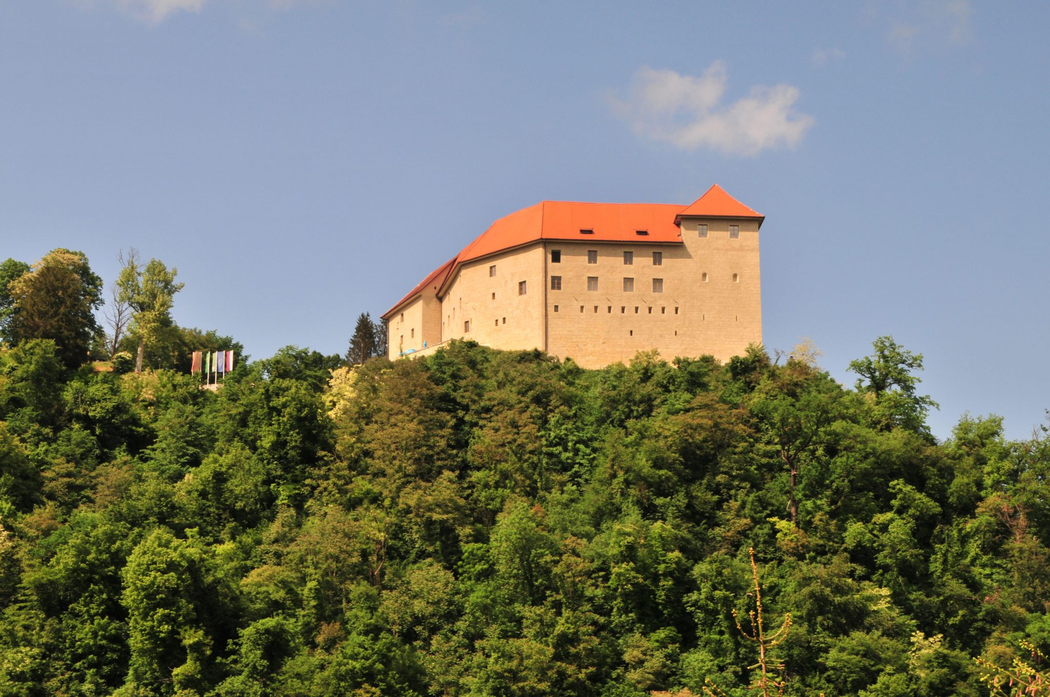 Burg Rajhenburg, Slowenien