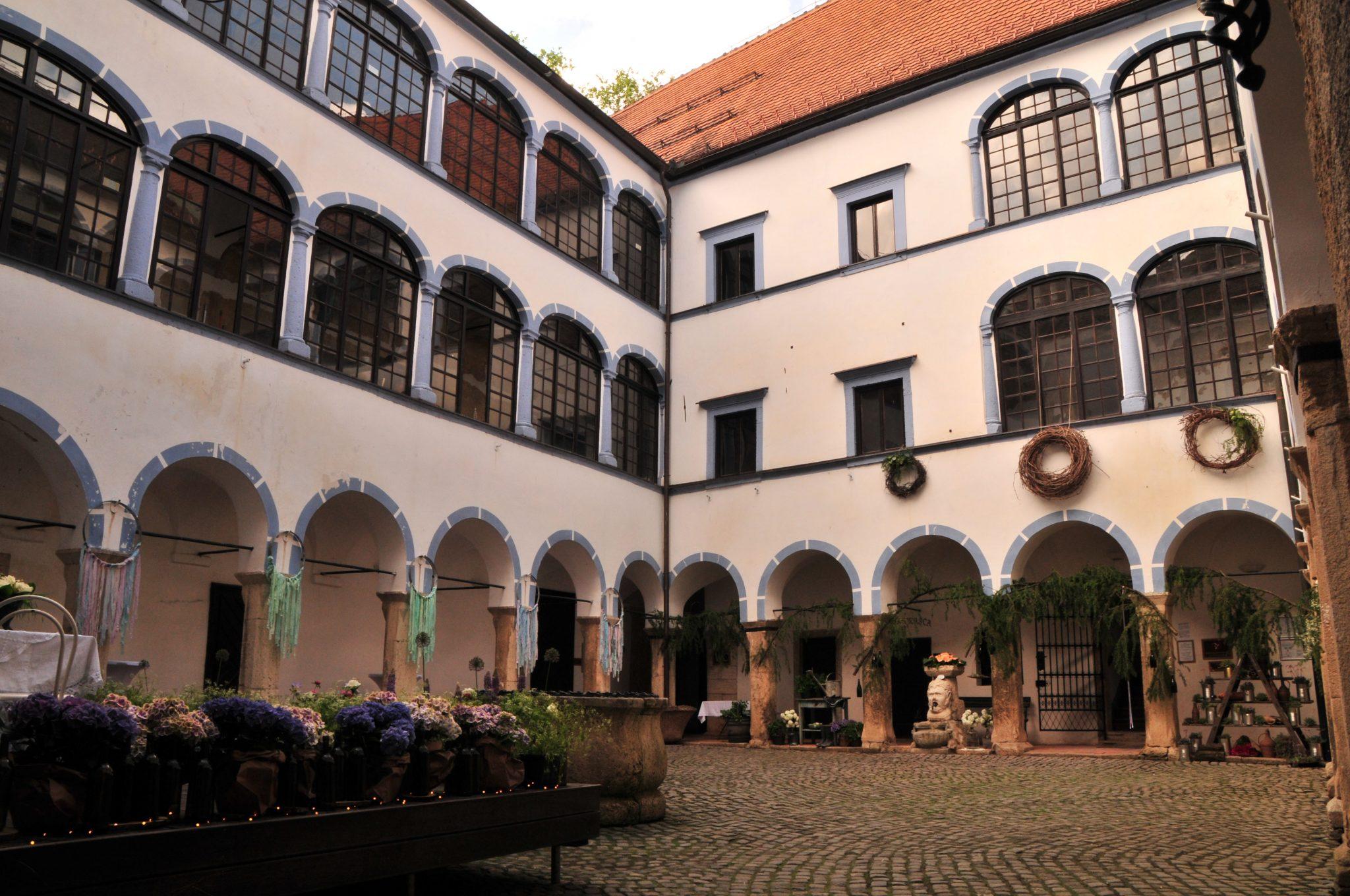 Schloss Sevnica, Slowenien