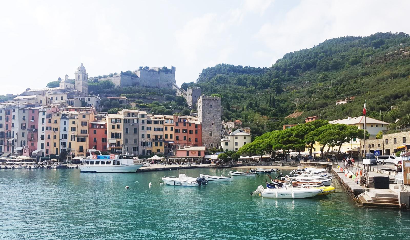 La Spezia Hafen
