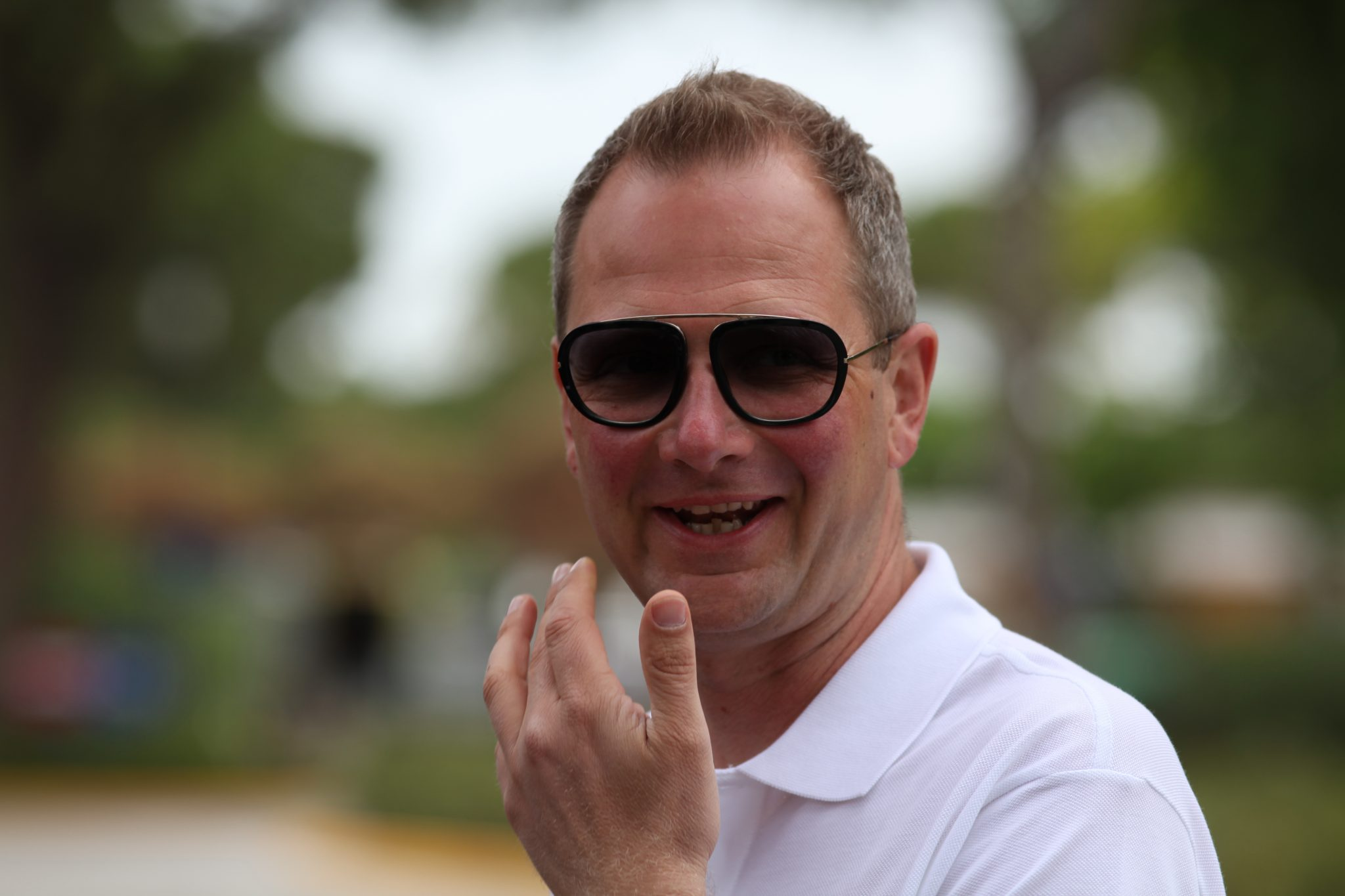 Massimi, Direktor Camping Marina di Venezia