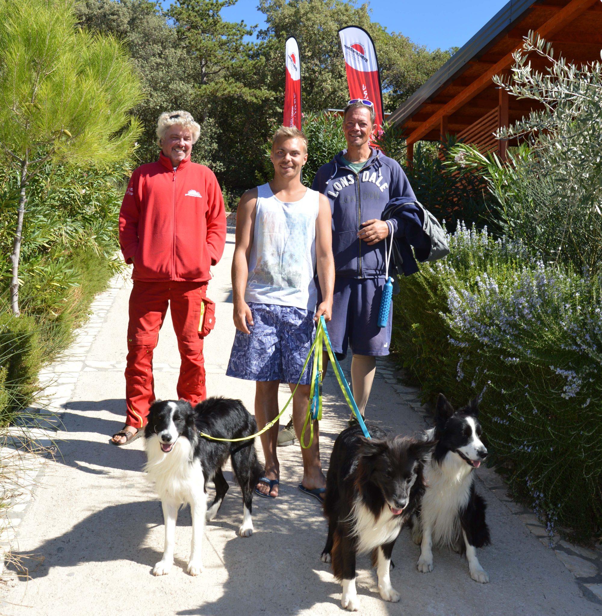 Slatina Lukas Pratschker Hunde
