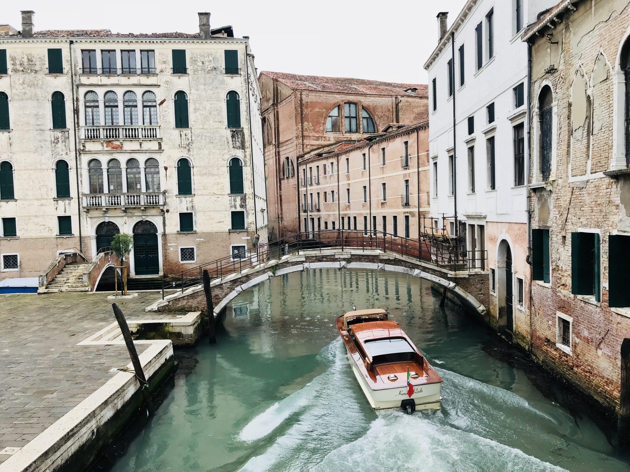 """Die morbide Schönheit Venedigs fasziniert immer wieder und ist Filmkulisse für """"Brunetti"""""""