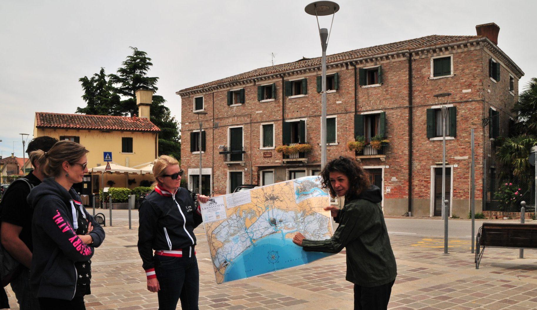 Cavallino Treporti Ausflugskarte