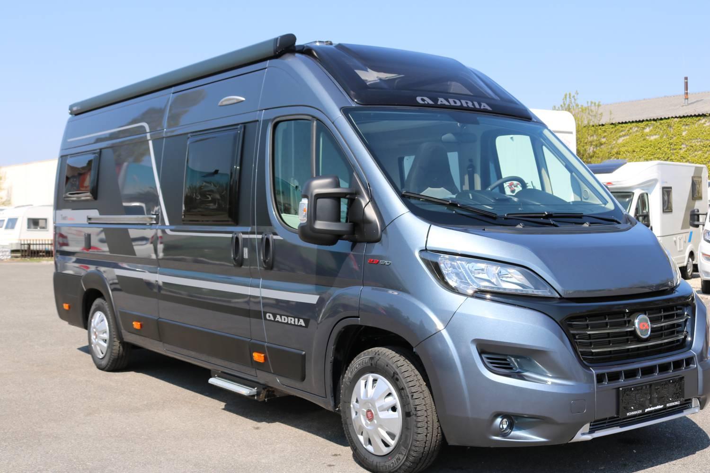 Ein eleganter Campervan mit Top Wohnmobil-Ausstattung.