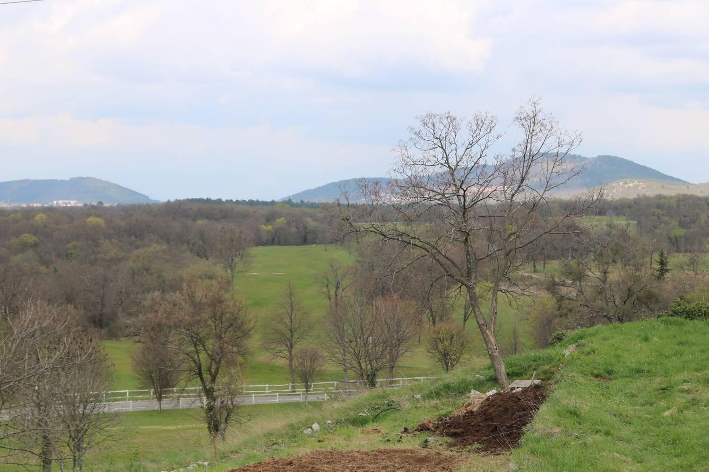 Hinterland von Lipica nahe der italienischen Grenze.