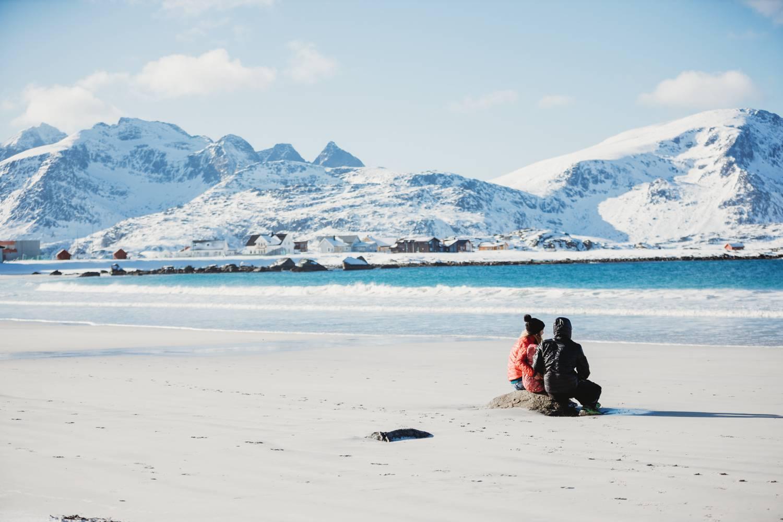 Norwegen mit dem Reisemobil als Familie erleben.