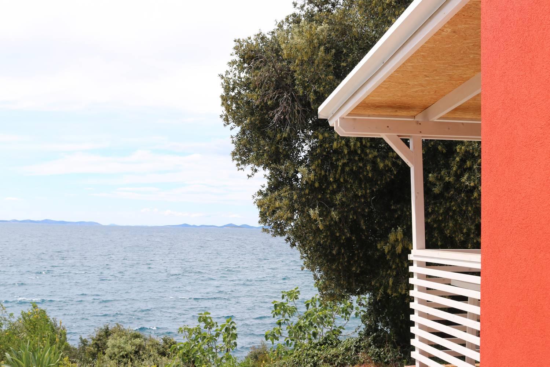 Traumhafte Aussichten im Camp Adriatic.