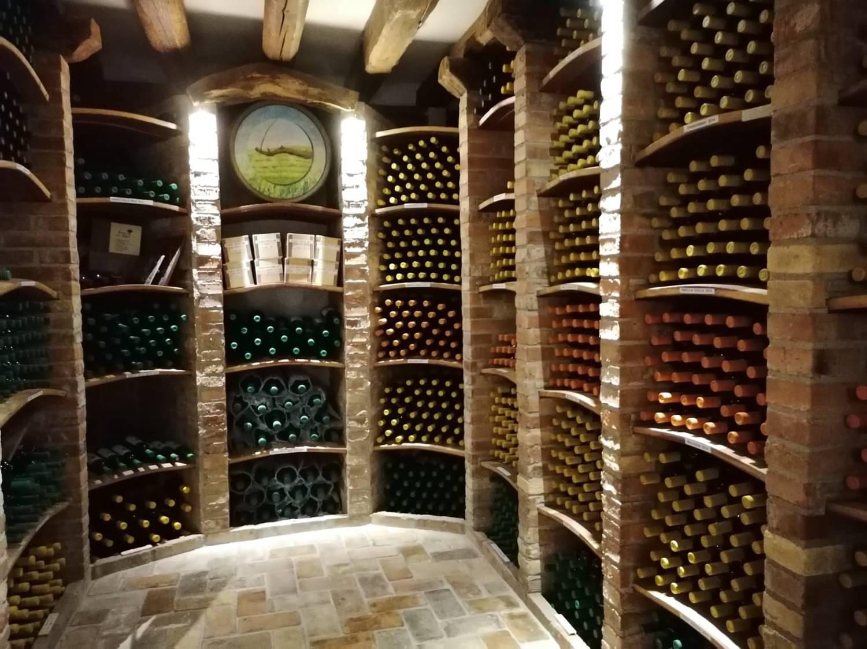 Verschiedene Trauben formen die köstlichen Weine.