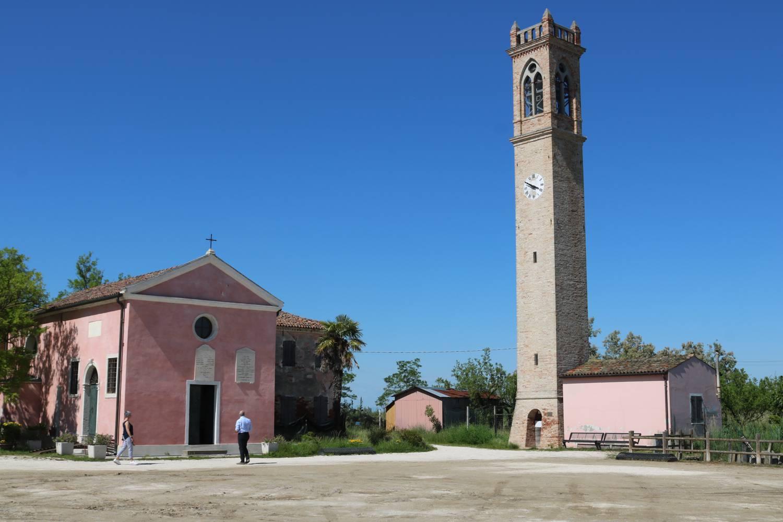 Piazzetta del Borgo.