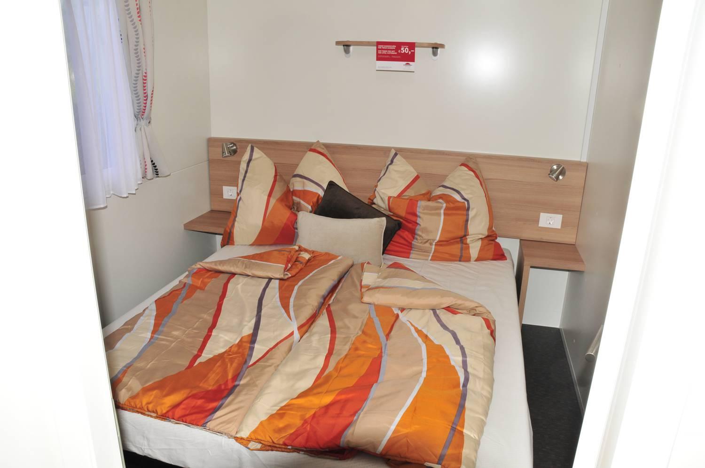 Bettwäsche ist im Zaton Holiday Resort inklusive