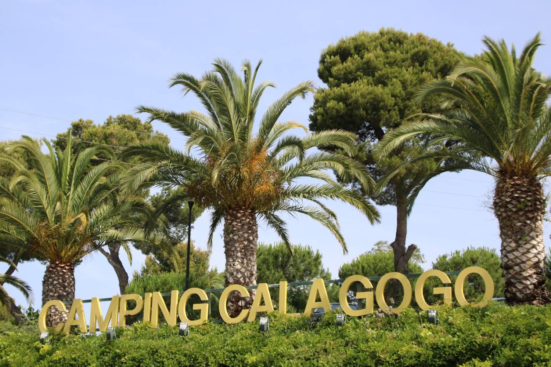 Camping Cala Gogo in Calonge.