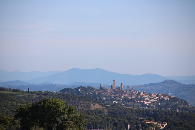 Wahrzeichen der Toskana.