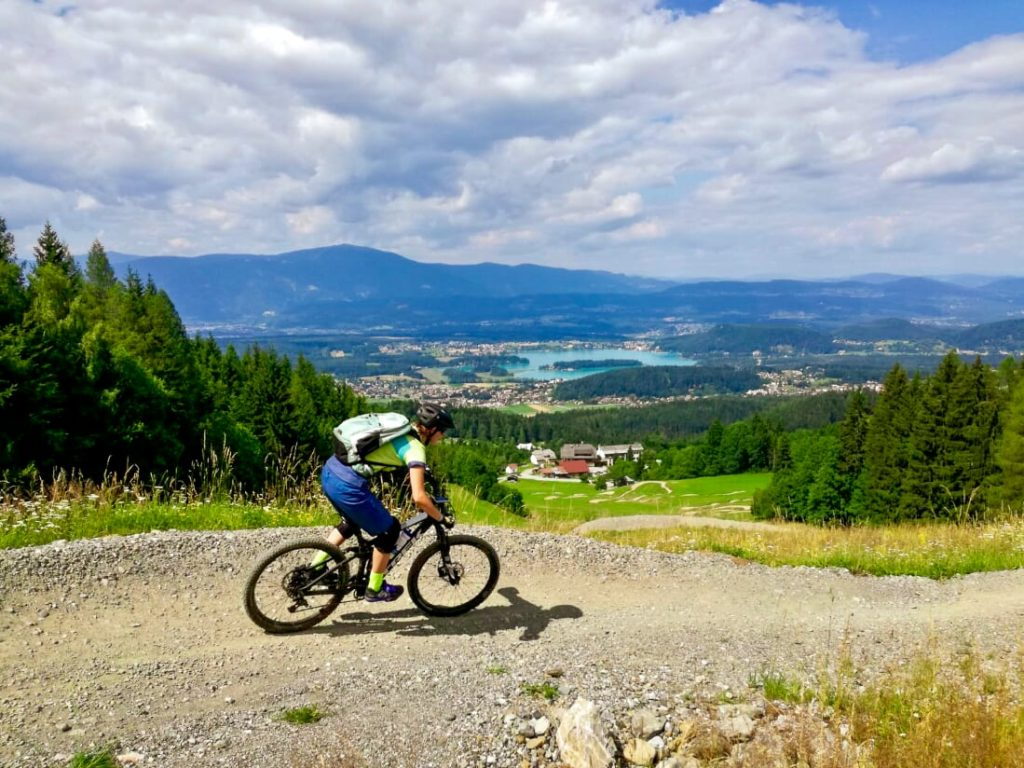 Faaker-See-Kaernten-Camping-Poglitsch-Gebetsroither-Urlaub-Baumgartnerhöhe