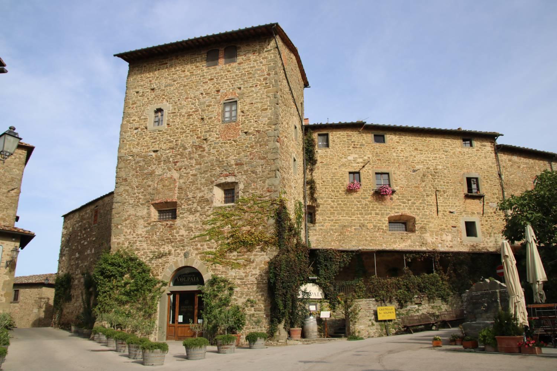 Unbedingt einen Besuch wert ist Volpaia im Chianti.
