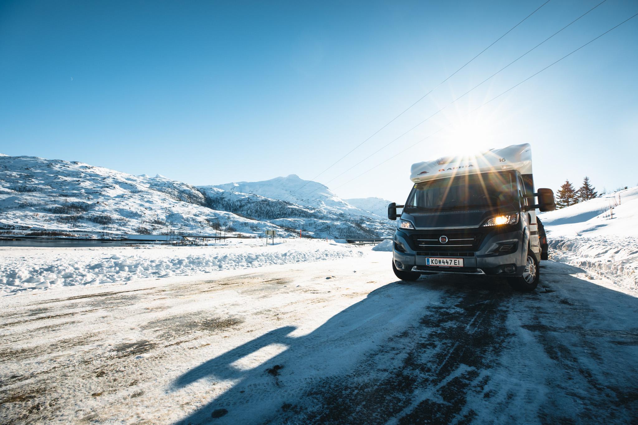 Adria-Wohnmobil-Norwegen-Lofoten-Morawetz-Winter